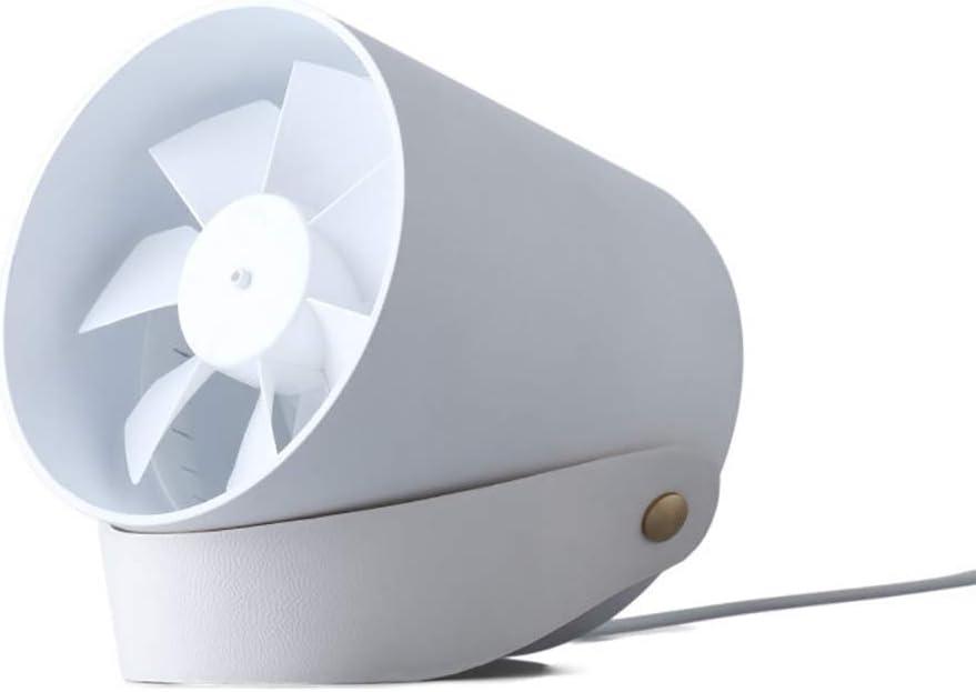 CYYDBB Hand Held Fan Smart Touch Mute Soft Wind Outdoor Fan USB Futaba Desk Fan Noiseless Portable Mini for Office