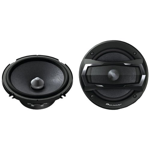 PIONEER TS-A1605C 6.5'' COMPONENT SPEAKERS (TS-A1605C) - by Pioneer