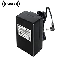 Wireless Spy Camera with WiFi Digital IP Signal, Recording & Remote Internet Access (Camera Hidden in a Power Adapter)
