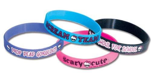 Monster High Rubber Bracelets