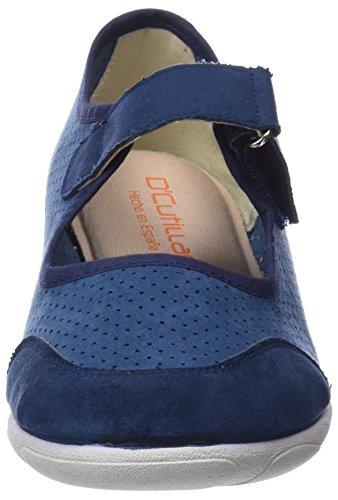 Mujer marino Dr Azul Cutillas Plataforma 3075 Para Bailarinas Con qwUnOr6YU8
