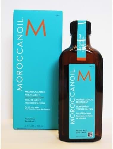Moroccanoil Oil Treatment Hair Oil with Pump 3.4 oz