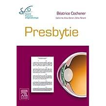 Presbytie: Rapport SFO 2012