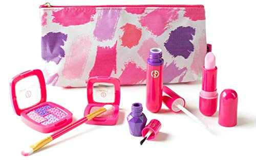 Make it Up Pretend Makeup Starter Set- Great for Little Girls & Kids (Made from Colored Foam-NOT Real Makeup) ()