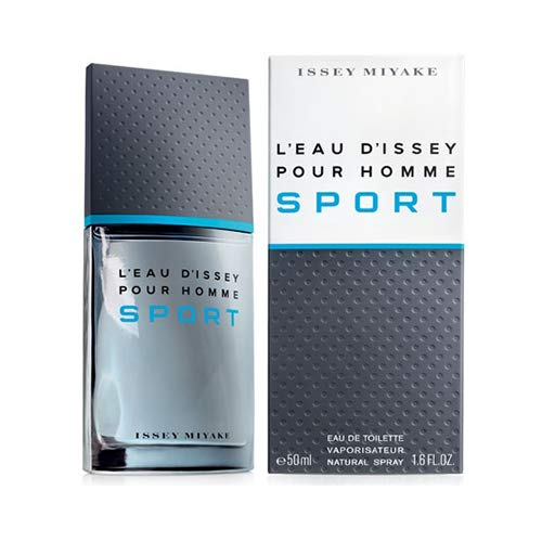 Issěy Miyâkě L'Eau d'Issey Pour Homme Sport Eau De Toilette Spray 1.6 OZ/ 50 ML
