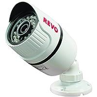 REVO America RTCBS30-1 T-HD 1080p Bullet Surveillance Camera (White)