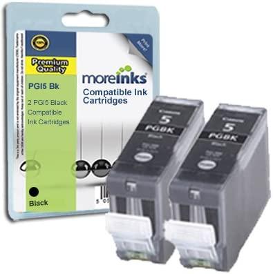 2 cartuchos de tinta para impresora Canon Pixma MP970 negra ...