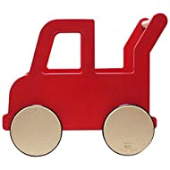 Manny And Simon Red Truck Push Cart
