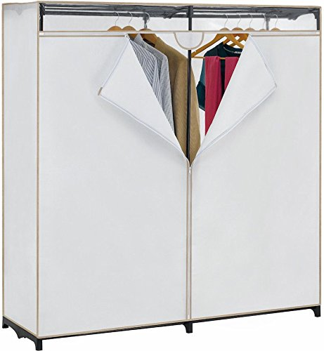 tidy-living-60-cloth-closet-stand-alone-portable-storage-organizer