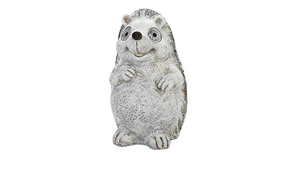 Summerfield Terrace Solar Hedgehog Statue 10018864
