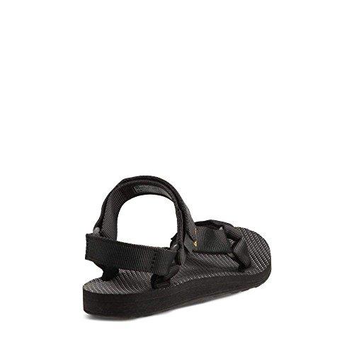 Teva Women's Original Universal Sandal, Black, 7 M Us