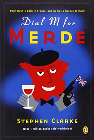 book cover of Dial M for Merde