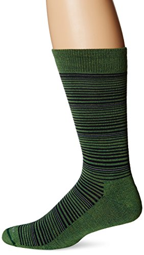 Sockwell/Goodhew Men's Bandwidth Socks, Meadow, Large/X-Large