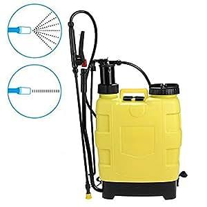 Amazon.com : Meditool Portable 5 Gallon Pressure Sprayer