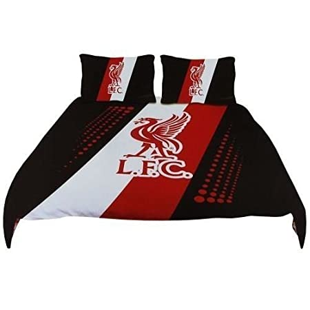 Liverpool FC Pulse Double Duvet Cover and Pillowcase Set