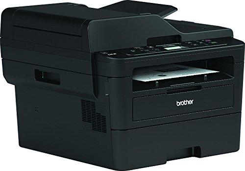 Brother DCPL2550DN - Impresora multifunción láser monocromo con red e impresión dúplex + Brother TN-2410 Laser cartridge 1200 páginas Negro tóner y ...