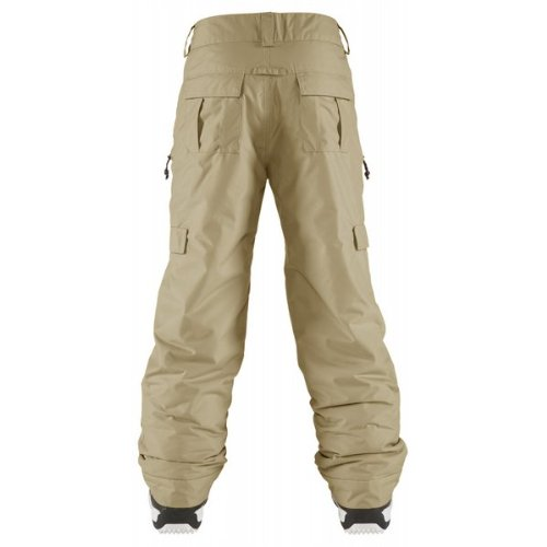 Bonfire Burly Pants - Youth/Boys Size (XS) - Canvas
