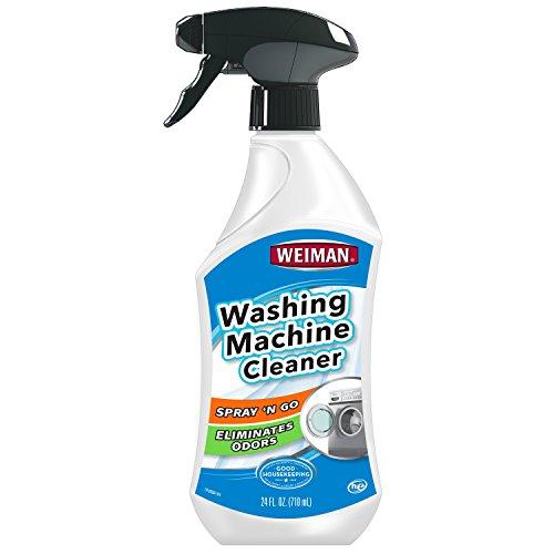 Weiman Washing Machine Cleaner Deodorizer
