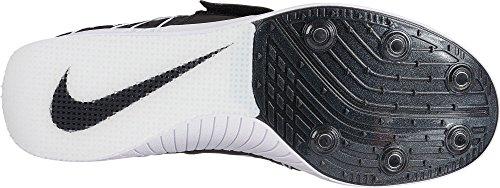 Jump Chaussures Course Nike 017 Blanc noir Pour Adulte Volt Noires Triple Elite Unisexes De qRXRt5r