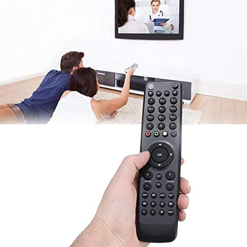 Semoic Replacement Remote Control with Light Satellite Receiver for VU+ Solo 2/meelo/vu solo2 SAT TV Set-top Box