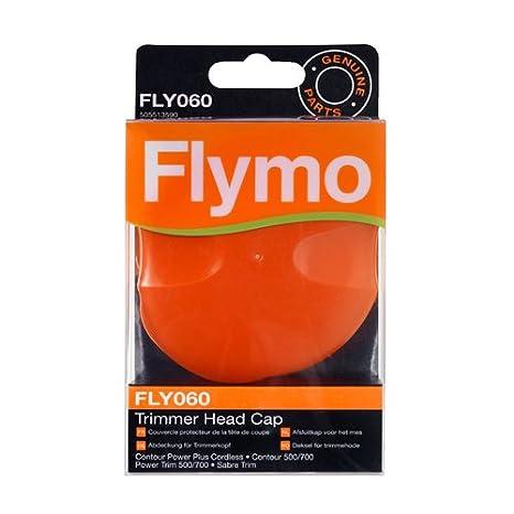 Spulendeckel Abdeckkappe passend für Flymo Rasentrimmer Spulenkappe