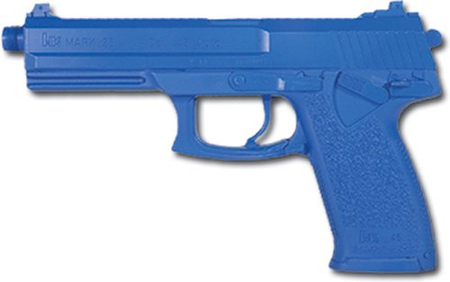 ACK, LLC Ring's Blue Guns Training Weighted H&K Mark 23 Socom Gun