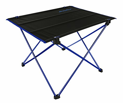 Portable Folding Picnic Table in a Bag- Collapsible Lightweight Travel Beach Table with Commuter ToteBag for All Outdoor Events BBQ's | Camping | Fishing | Backyard Parties | Sporting