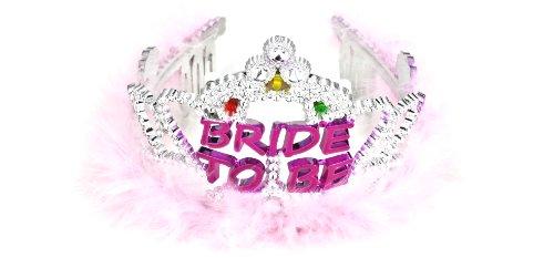 - Forum Novelties Flashing Tiara (Bride-to-Be)