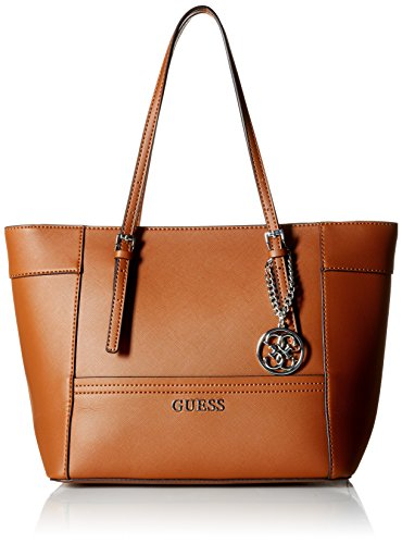 GUESS Delaney Small Classic Tote Nude