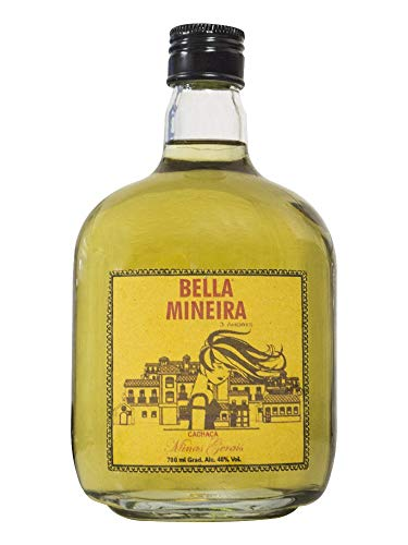 Cachaça Bella Mineira 3 Amores 700ml