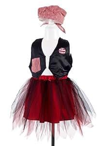 Souza for Kids 262 - Disfraz de pirata para niña (5 años)