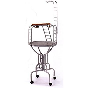 Amazon Com 47 Quot Parrot Bird Play Gym Ground Wrought Iron