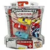 Transformers Cybertron Scout Street Speed Mini-Con Team