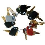 Aerial Boom Lift Key Set - 12 Piece Advance Arrow Common Genie JLG Lull Mitsubishi 21982 2860030 300312 642628 66462001 66961 8035807 8223438 9120514920 R30074 51335040