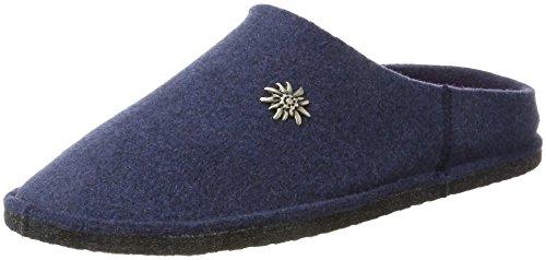 017 Pantoufles Bleu Hirschkogel Dunkelblau 1904500 Femme wRqPxa0P