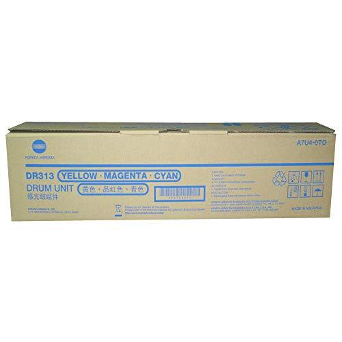 Genuine Konica Minolta A7U40TD DR313 Color for C658