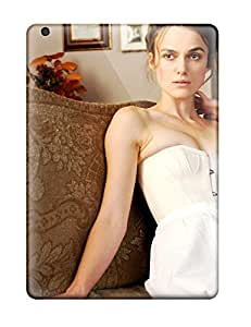 High Grade JonathanLFarr Flexible Tpu Case For Ipad Air - Keira Knightley Dangerous Method