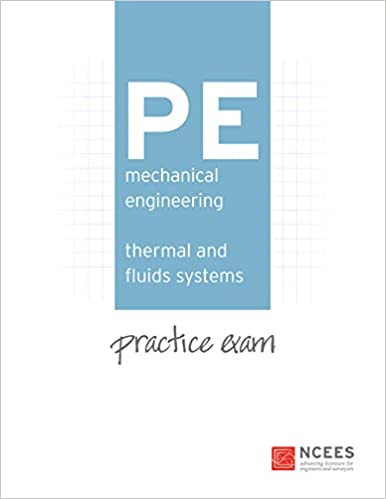 PE Mechanical Engineering Thermal And Fluids Systems