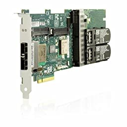 HP 462918-001 SAS controller board - For Smart Array P411 - With 256MB memory module