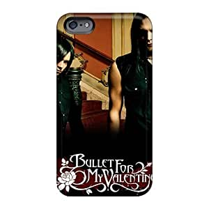 Best Cell-phone Hard Covers For Iphone 6 With Customized Nice Bring Me The Horizon Band Bmth Pattern AlissaDubois