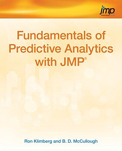 Download Fundamentals of Predictive Analytics with JMP Pdf