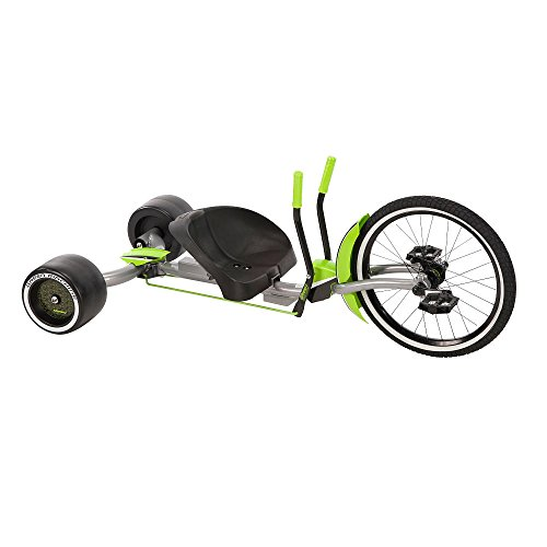 Huffy Green Machine Drastic 20 Inch Non Powered Ride On]()