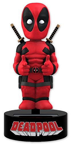 "Deadpool ""Body Knocker"" Figure"