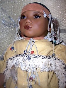 "26"" Takuma Doll by Annette Himstedt"