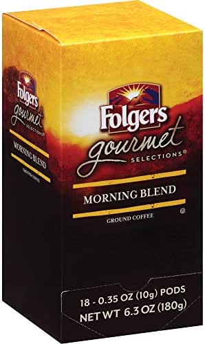 Coffee Pods: Folgers Gourmet Selections