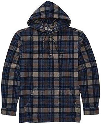 Billabong Furnace Anorak - Camisa de franela de forro polar para hombre: Amazon.es: Ropa y accesorios
