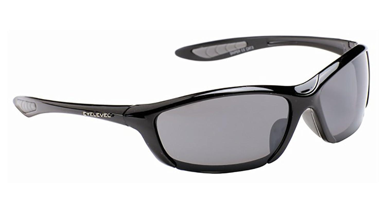 Mens Ladies Black Wrap Around Visor Sports Biker Dark Leisure Retro Sunglasses