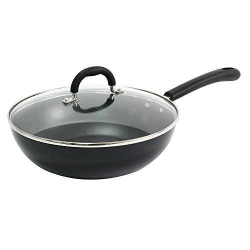 ProCook Gourmet Induction Non-Stick Wok & Lid 28cm - LIMITED OFFER!