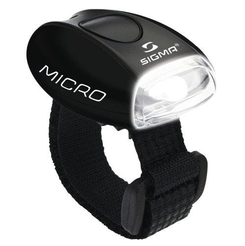 Sigma Sport Unisex Sport-Beleuchtung LED, schwarz, 17241