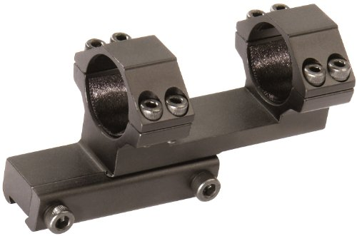 Off Dovetail Mount (CenterPoint 1-Pc Off-Set Mount, 1 Rings, High, 3/8 Dovetail, 4 Screws/Cap)